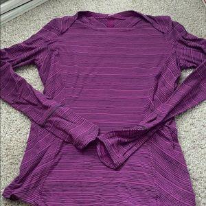 Lululemon Size 8 Pullover Long Sleeve